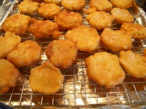 Corn Fritters 4